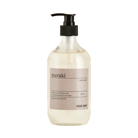 Meraki Luxury Silky Mist Hand Soap