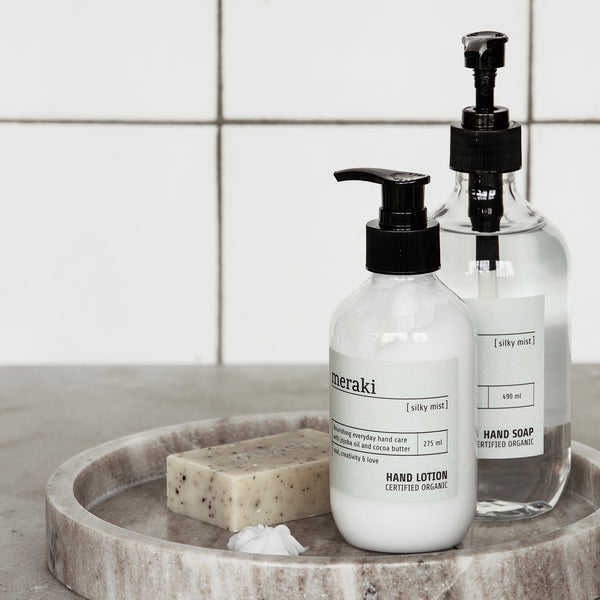 Meraki Luxury Silky Mist Hand Soap-soap-The Little House Shop