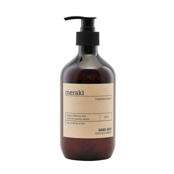 Meraki Luxury Northern Dawn Hand Soap - PRE ORDER-soap-The Little House Shop