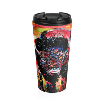 Bison - Travel Mug