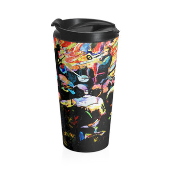 Spring Jazz - Travel Mug