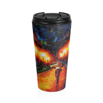 Evening Stroll - Travel Mug