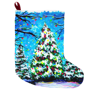 Christmas Stocking - Winter Wonderland