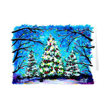 Holiday Cards - Winter Wonderland - 10 pack