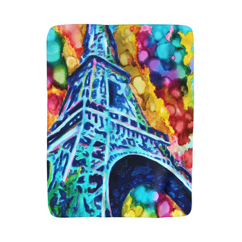 Eiffel Tower - Blanket