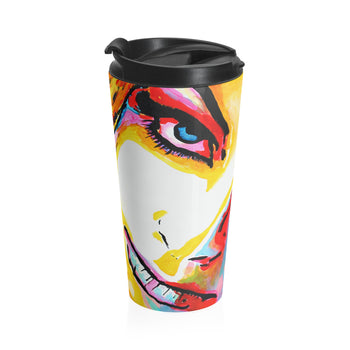 The Eyes - Travel Mug