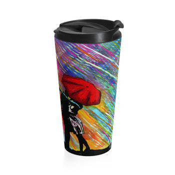 A Stolen Moment - Travel Mug