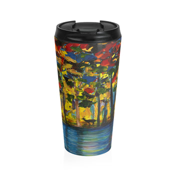 The Chase - Travel Mug