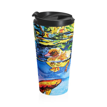 Duck Pond - Travel Mug