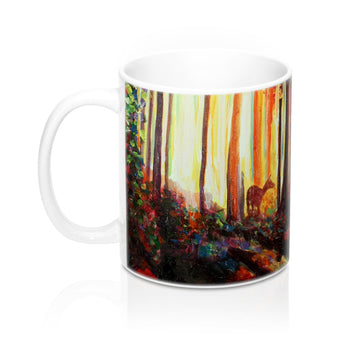 Morning Forest - Mug