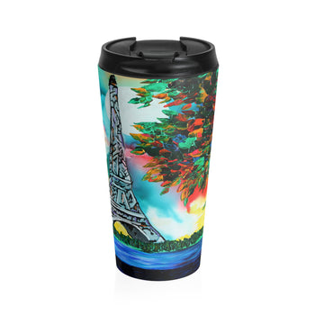 Paris Memories - Travel Mug