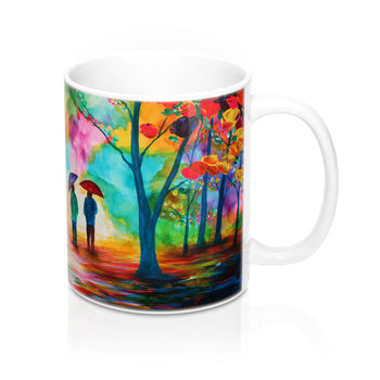 Music is in the Air - Mug