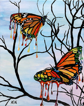 Melting Butterflies