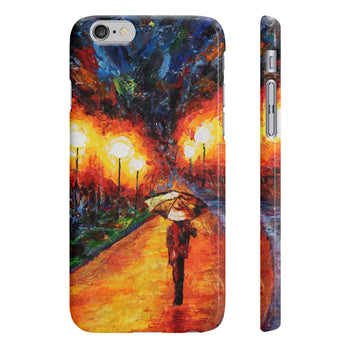 Evening Stroll - Phone Case