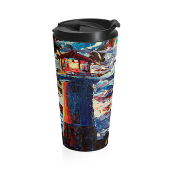 Lighthouse - Travel Mug