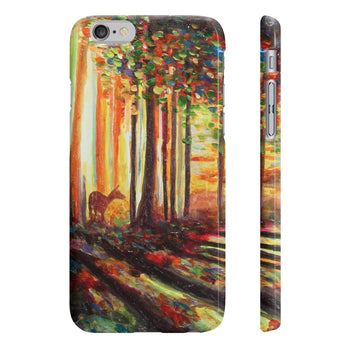 Morning Forest - Phone Case