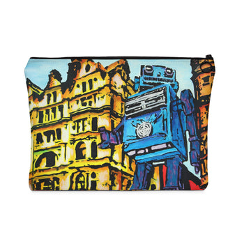 Leicester Square Robot - Flat Carry Pouch