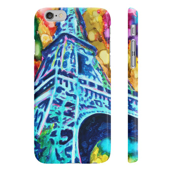 Eiffel Tower - Phone Case