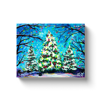 Canvas Wrap - Winter Wonderland