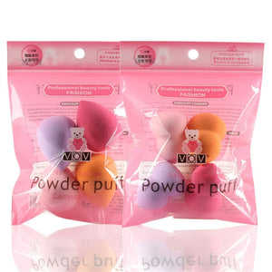 4 Pack of Blenders - Peachy Glamour