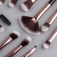 Load image into Gallery viewer, 12 Premium Makeup Brushes