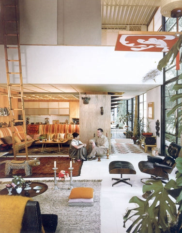 Eames at home