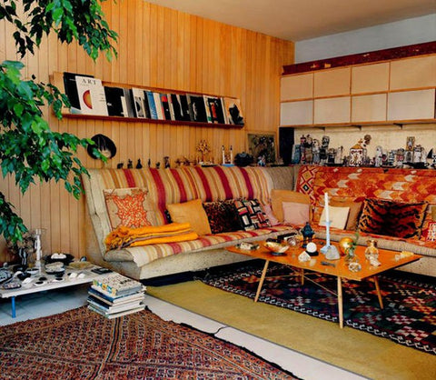 Eames living nook