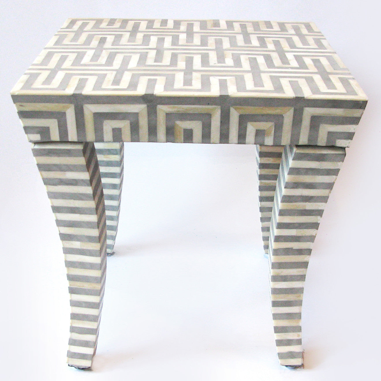 Summer Furniture Collection: Bone Side Table