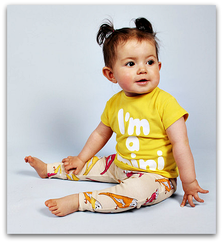 Mini Rodini modern baby clothes