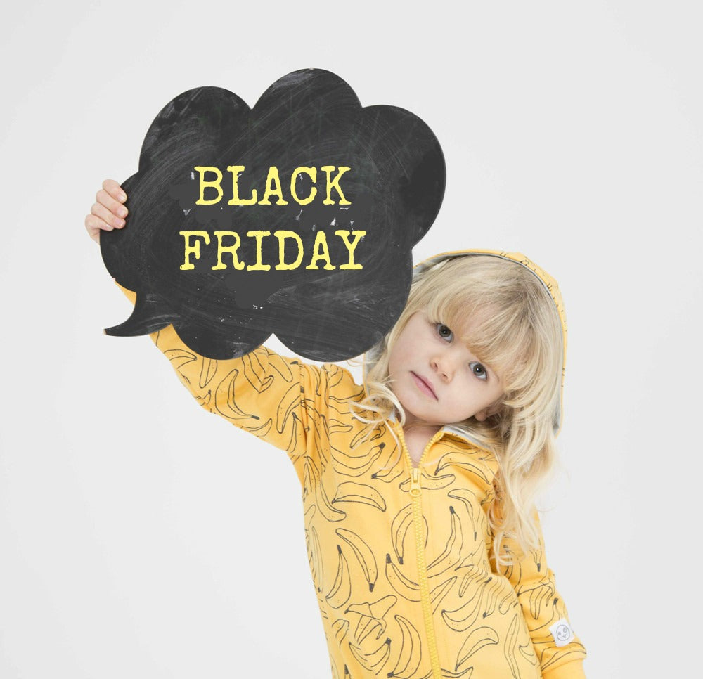 Black Friday: ropa de bebe y niño original y divertida