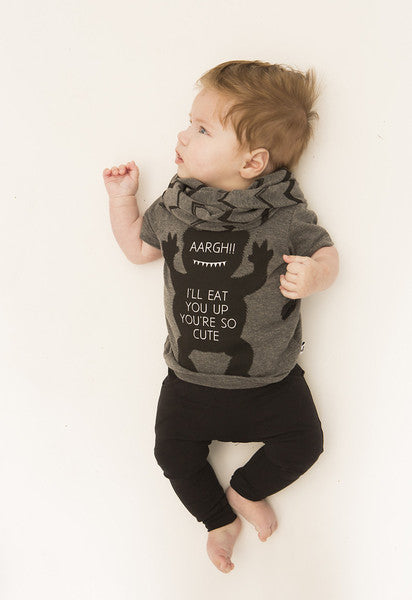 cool baby clothes Lucky No 7