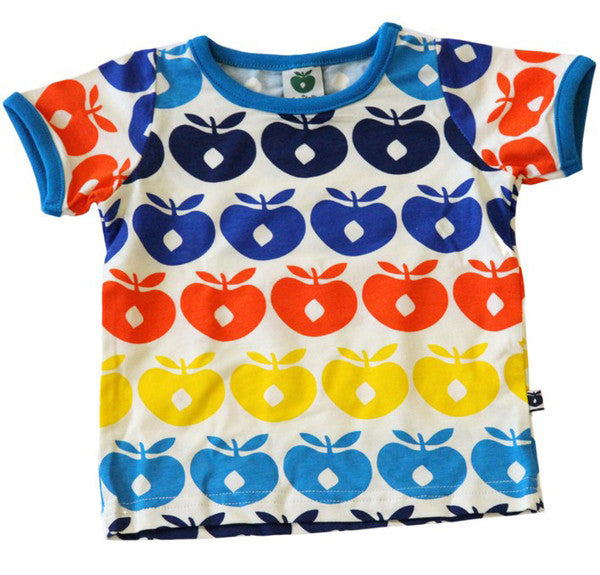 Småfolk apples tee