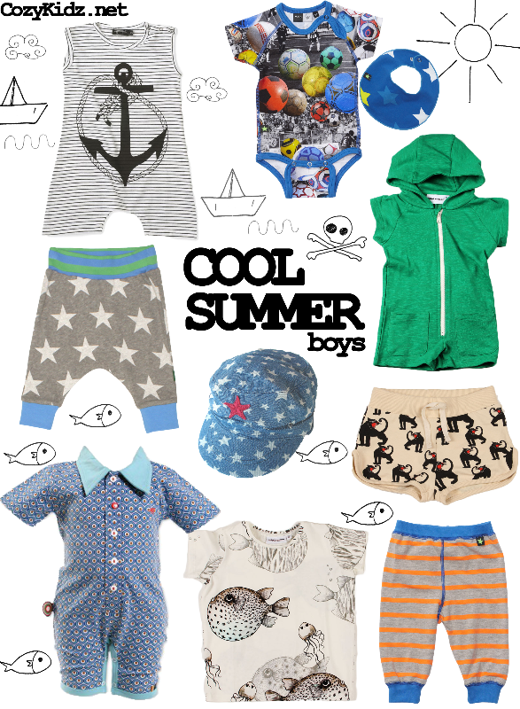 Summer clothes CozyKidz