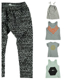 Picnik Barcelona - leggings Cesped - combo