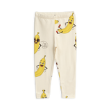 Bananas Printed Leggings de Mini Rodini
