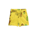 Cool Monkey Sweatshorts   de Mini Rodini