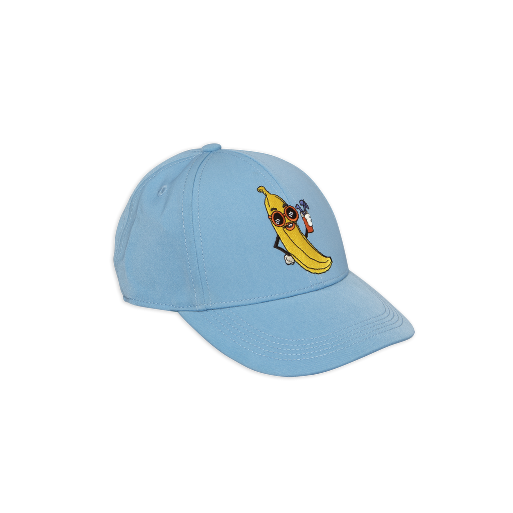Banana Embroidered Cap de Mini Rodini