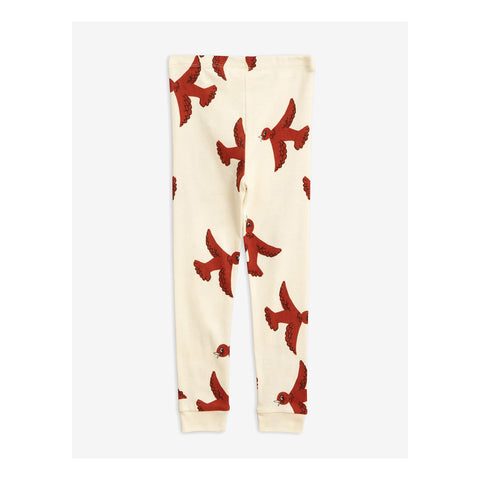 Flying birds leggings - by Mini Rodini