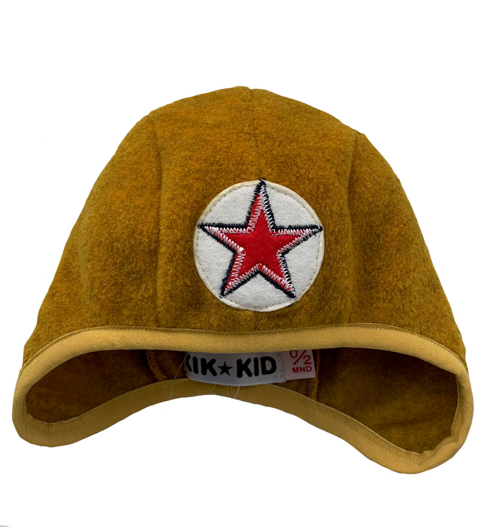 Hat Speedy - yellow by Kik Kid