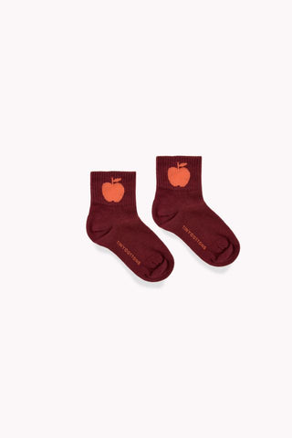 Apple Medium Socks