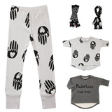Beau LOves - Pantalón slim Love Hands - combo