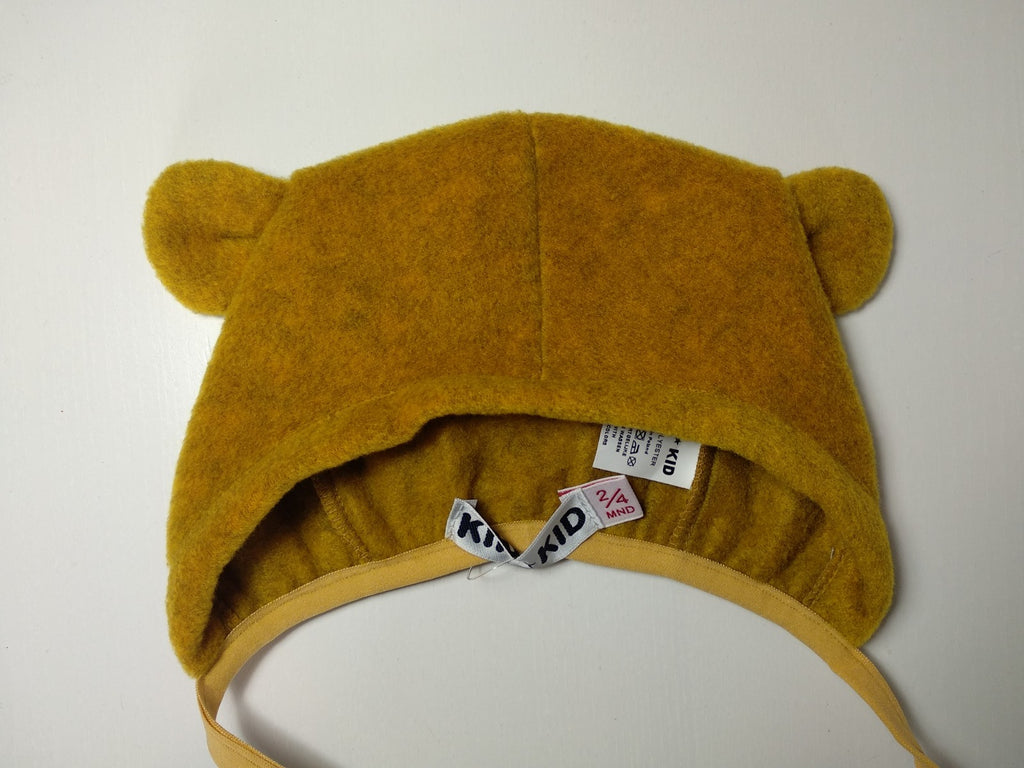 Copia de Hat sproet fleece - yellow by Kik Kid