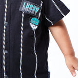 Camiseta larga Baseball