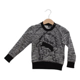 Lucky No 7 - Sudadera Rebellious Monster