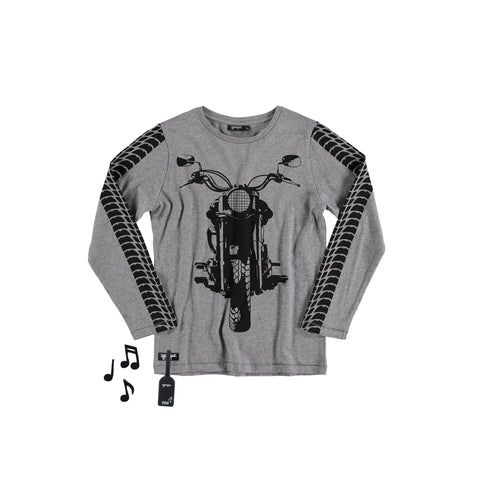 Camiseta con sonido Off-Road Bike Tee de Yporqué
