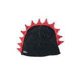 Punk cap Black+Red