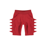 Spine pants red by Yporque