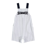 Summer all in one baseball stripes by Yporque