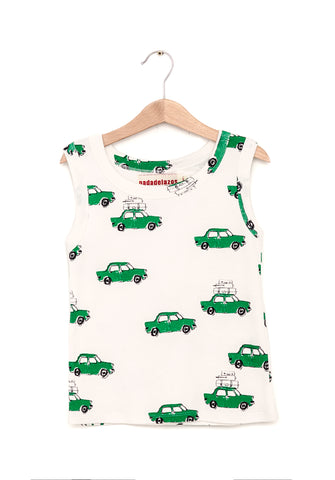 Camiseta HOLIDAY CAR. de Nadadelazos