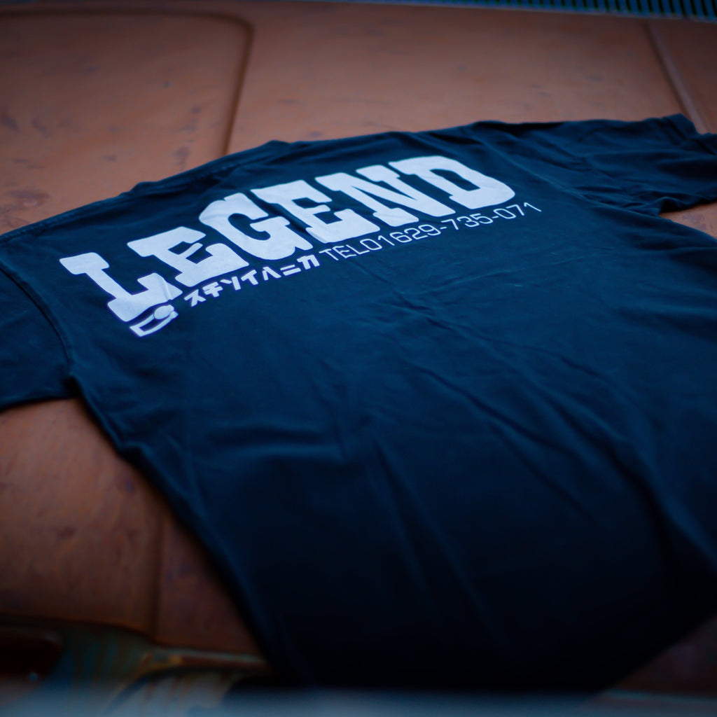 Legend T-Shirt Black